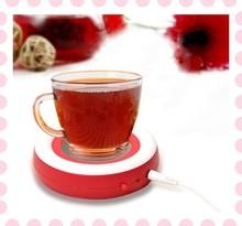 Portable USB Electric USB Cup Heater Battery Powered Cup Coffee Milk Tea Warmer