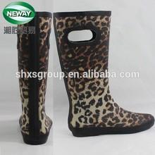 dark series cosy knee fishing boots