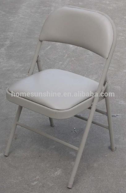 Warm te koop metalen klapstoel met kussen hs yz067 klapstoelen product ID 60113307675 dutch