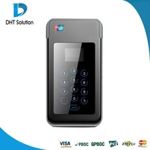 Smart payment device,IC/Magnetic/Contactless card reader,Bluetooth connection,Android and IOS