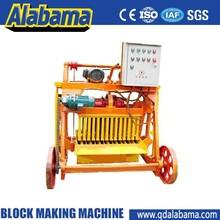 Bas prix / coût l'exportation usine directement brique couché machine youtube