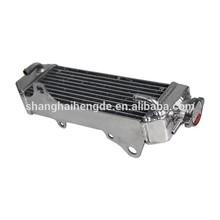 Aluminum Moto Radiator For HONDA CR85R /CR85 /CR80 97-08 in Shanghai