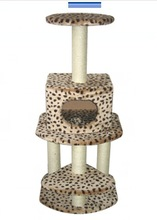 big size of cat scratching tree with leopard print plush color