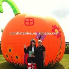 halloween inflatable pumpkin/air blown punpkin /home decorations