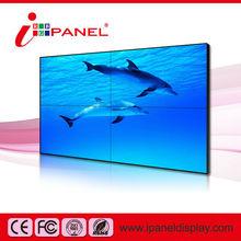 "full hd display module LCD 4x4 lcd video wall system 46"" 55"""
