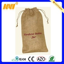 Customized cheap jute bag cocoa beans