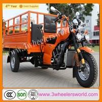 2014China 200cc cargo three wheel motorcycle with Power Rear Axle/200cc Motorized tricycle/ motor three wheeler