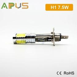 High power 7.5W 12V Auto fog H1 car led