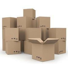 Corrugated out packing shipping paper box wholesale