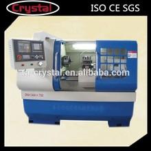 New Technology CNC Metal Lathe Machine Tools Manucfacturer Bed CK6136A