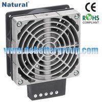Space-saving Fan Heater 12v small enclosure fan heater