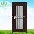 P001 moda nova Composite janela de madeira modelos de portas