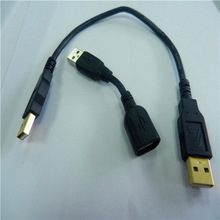 Usb flash drive usb female to rca male cable free samples