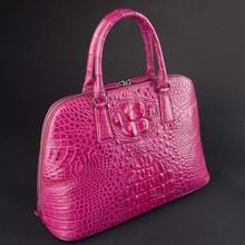 Women Real Crocodile Genuine Leather Handbags