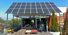 156*156mm solar cell size 36pcs solar panel supplier YC solar power modules 150W