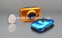 japanese used camera Cheap 720P HD Sports Helmet Car DVR Waterproof Action Camera DV-123SA