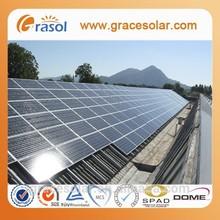 10 mega watt solar energy power station