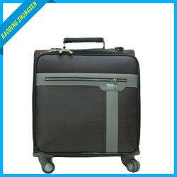 2015 military wheeled 16 inch flight case laptop flight case
