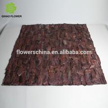 Wholesale dry tree bark decorative palm tree bark for sale artificial tree bark
