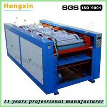 2 colors plastic woven bags film paper bags printing machine