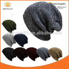 Long Beanie Crochet/Crochet Beanie Winter Hat Knitted Beanie/Crocheted Beanie