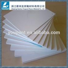 molded teflon ptfe sheets