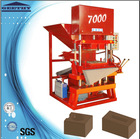 electric clay making machine Eco Master7000 eco maquinas brick machine clay roof tiles making machines