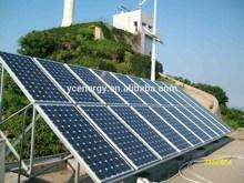 80WP Monocrystalline Solar Panel low price manufacturer solar products