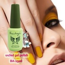 Private label 216 fresh colors gel nail polish wholesale