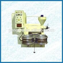 High quality groundnut oil expeller machine