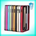 Aluminum Slim Metal Bumper Case for LG G2
