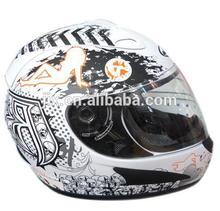 full face ski helmet/ New design full face motorcycle helmets/helmet JX-A110