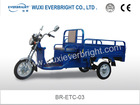 Hot sale 850W three wheel adult electric tricycle cargo