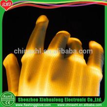 Concert Show Multi-color Christmas Finger Light LED Gloves