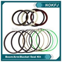 SK120/SK120-2/3/5 Excavator Parts Rubber/Viton LP01V00002R300 Arm Cylinder Seal Kit