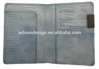 leather passport cover/passport wallet/passport case