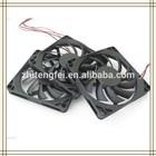DC Cooling Fan 80*80*10mm 8010 DC Brushless Motor Fan 5V 12V DC Brushless Cooling Fan Manufacture From China