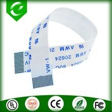 Custom FFC flat line spacing 0.5MM soft cable length 20CM same direction