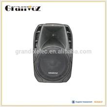 Professional audio speaker, loudspeaker box, portable loudspeaker