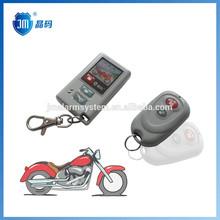 Anti-theft Motorcycle Alarm System