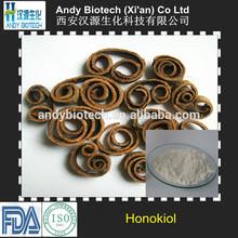 Natural 95% Honokiol Magnolia Bark Extract