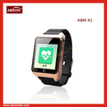 Oem androide 4.4 orologio smart cellulare, bluetooth impermeabile sport orologio smart, androide 4.4 orologio vapirius telefono ax2