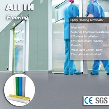 GEMP Dust proof flooring Plastics Flooring industrial epoxy concrete floor coating