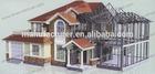 prefabricated eps concrete panels house, prefabricated steel kit prefab house, sandwich panel sip house