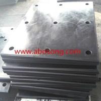 Ultra-High Molecular Weight Polyethylene board /Harbour boating uhmwpe marine fender face pad /U-PE plate