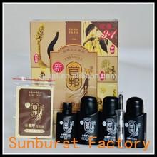 Original Herbal crescimento do cabelo Sunburst líquido para queda de cabelo