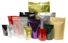 Standup aluminum foil,Coffee packaging bags for gift package