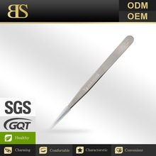 Professional Titanium An-tiallergic Straight Tweezers