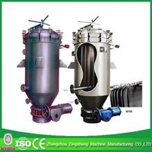 hot selling high efficiency vertical pressure leaf filter