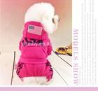 winter fashion pet clothing dog sports clothes